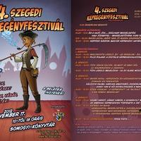 4. Szegedi Képregényfesztivál