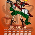 Október kisasszony
