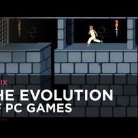 Videojátékok evolúciója, a kezdetektől napjainkig