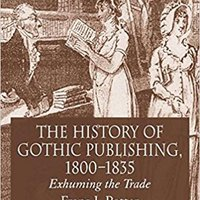 `HOT` The History Of Gothic Publishing, 1800-1835: Exhuming The Trade. soiree alfabeto Jugar plant BUDGET critical service brunch