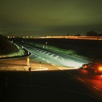 AFL és szemkövető fényszóró