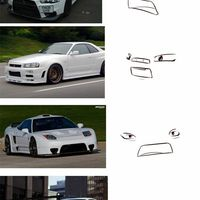 Autók arcai