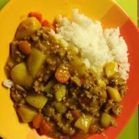 Koreai curry: laktató, finom, gyors