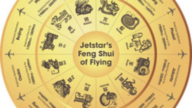 A repülés és a feng shui