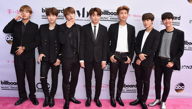 A koreai banda, akik lenyomták Justin Biebert a Billboard Music Awardson