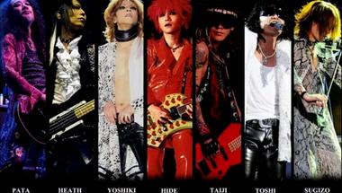 X Japan, a japán rock Queenje