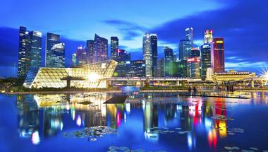 Szingapúr, ahol a törvény az úr