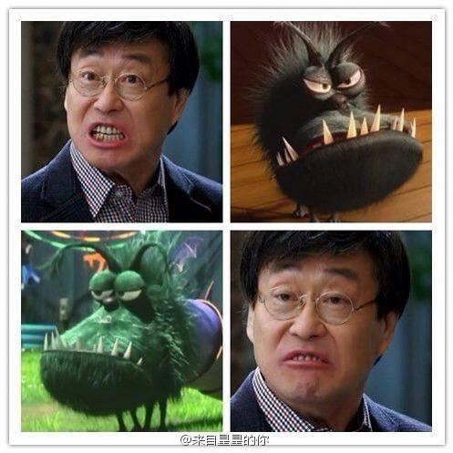 Csang ügyvéd, aki valóban érdekes arcmimikával rendelkezik... (Kim Csahngvan 김창완)