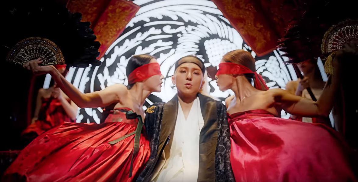 2018 legjobb K-pop-dalai