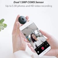 Xiaomi MADV Mini 13MP 360 fokos panoráma kamera közel féláron
