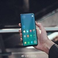 Valódi képek szivárogtak ki a Xiaomi Mi MIX 2-ről