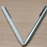 Xiaomi golyóstoll és alumínium golyóstoll: Be-golyóztunk