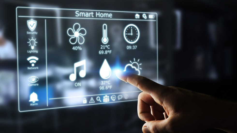Smart home okos otthon