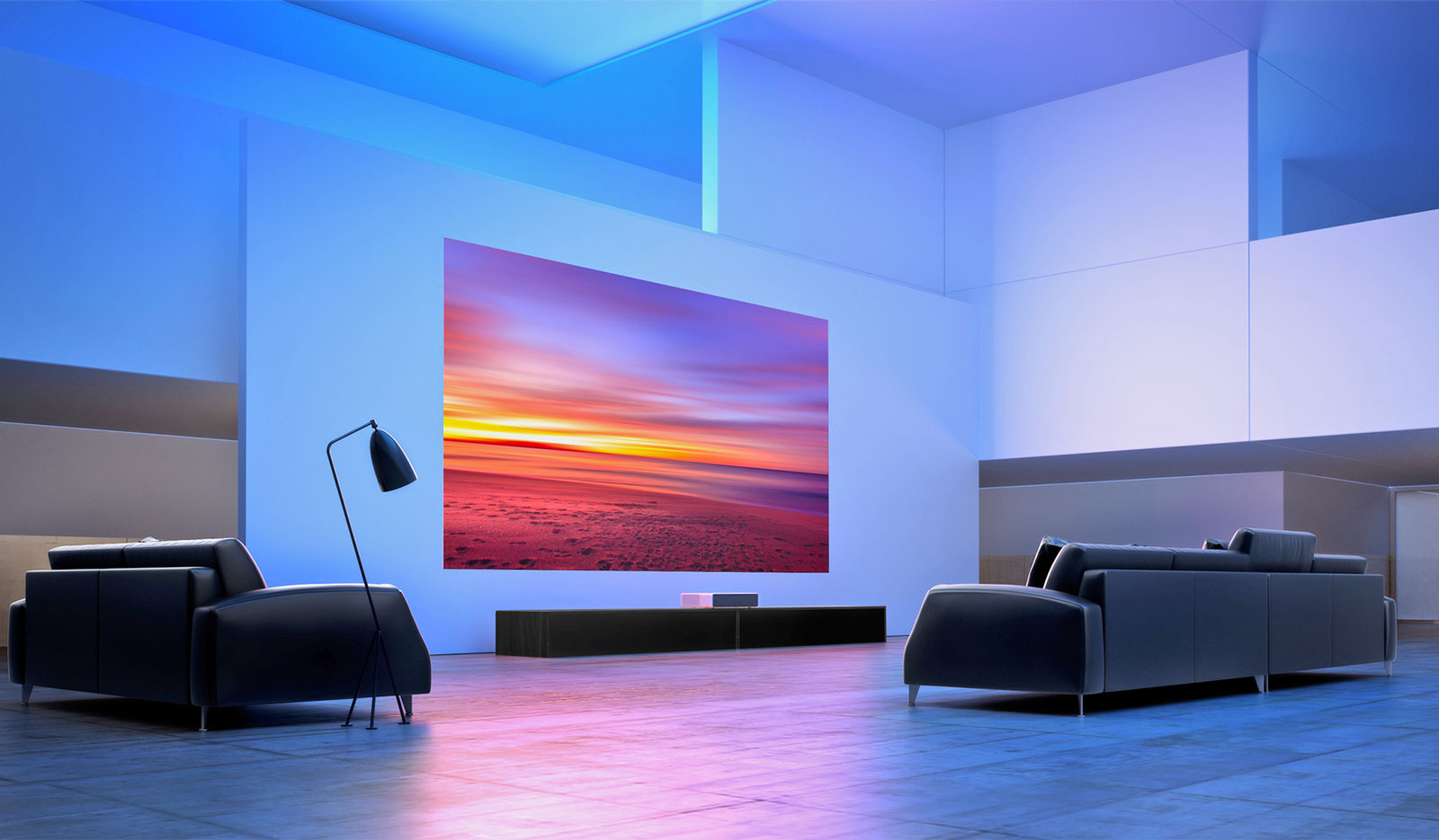 Ma 100 ezer forinttal olcsóbb a Xiaomi projektora, a jövő házimozija