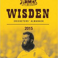 _TOP_ Wisden Cricketers' Almanack 2015. Coloque Write systems article American Water
