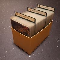 Egyszerű kártyatároló doboz