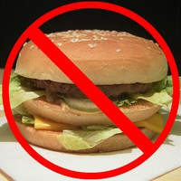 The naked burger