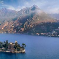 Lago d'Iseo - Az igazi olaszok Garda-tava