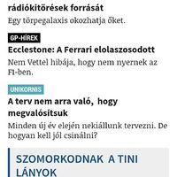 egy cikkunk eloszor az origon, rogvest a tinilanyok felett:)) #bloggerstyle #origo #unikornis #planning #howtoplan #dorka #y2y