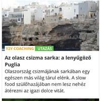 Ha hónap eleje, akkor zárkózz ki! http://y2ycoaching.blog.hu/2017/04/02/az_olasz_csizma_sarka_a_lenyugozo_puglia #zarkozzki #sunshine #italy #ygeneration #bloggerstyle #mik #ikozosseg #y2y #dorka