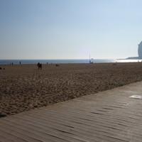Barcelona télen