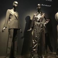 Yves Saint Laurent kiállítás Párizs közepén