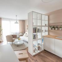 Kicsi a lakás, de designos