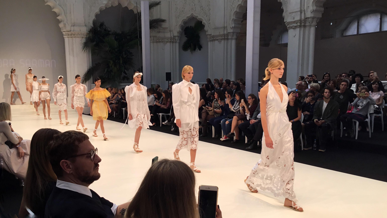 """Divathétszűzként"" a Mercedes-Benz Fashion Week Central Europe-on"