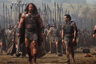 Moziban az isteni félisten: Hercules