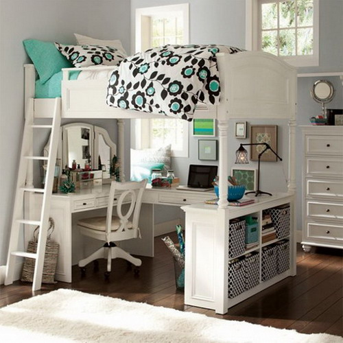 creative-bunk-loft-above-study-desk-in-teen-girls-bedroom-design-ideas.jpg