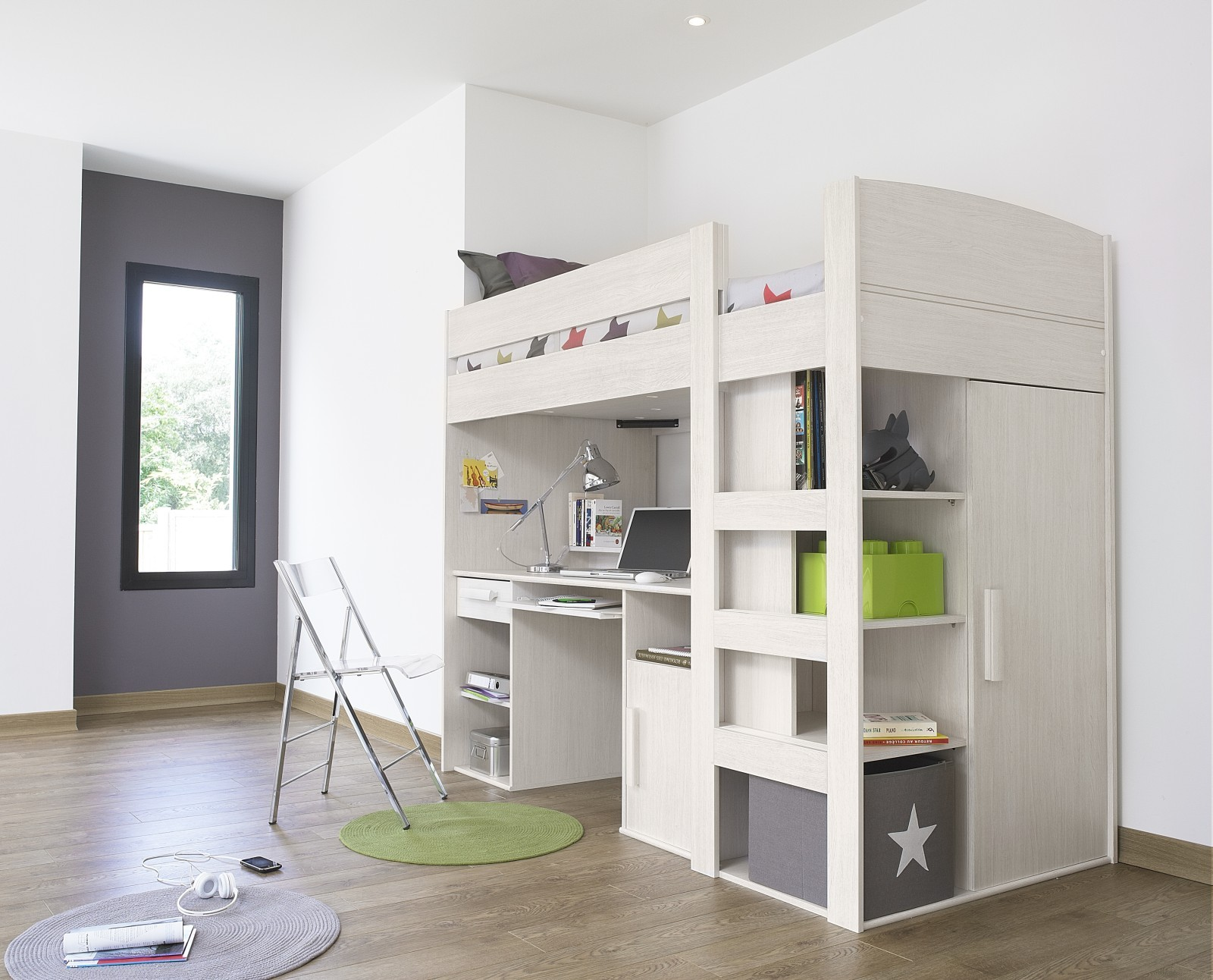 outstanding-loft-bed-for-teens-with-desk-for-study-and-syilish-table-lamp-with-sliding-keyboard-place-and-folden-chair-and-rectangular-room-for-reading-books-and-round-footwear.jpg