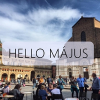 Hello Május!