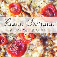 Pasta Frittata sütőben