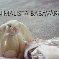 Minimalista babavárás
