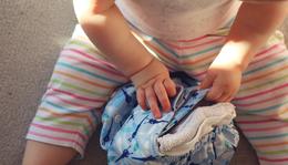 Egy 10 hónapos kislány kalandos élete
