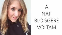 A nap bloggere voltam - Válaszolok!