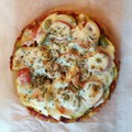Diétás pizza (élesztő nélkül)