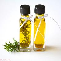 Olívaolaj üvegben