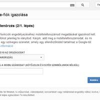15 percnél hosszabb videók feltöltése a YouTube-ra