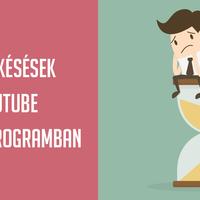 YouTube Partnerprogram – Újabb késésekkel számolhatnak a csatornák