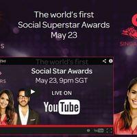 Social Star Awards 2013
