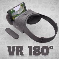 Az új VR180 – a YouTube megfelezte a 360°-os videó formátumot