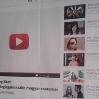 YouTube Csatorna hibák