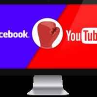 Facebook vs YouTube: Videóháború