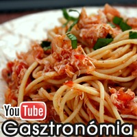 Gasztronómia a YouTube-on