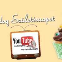 Egy évesek lettünk + Indul a YouTube csatornánk!