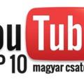 TOP 10 hazai YouTube csatorna - 2014 április