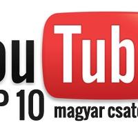 TOP 10 hazai YouTube csatorna - 2013 június
