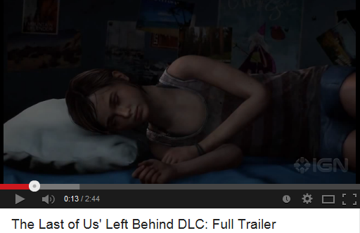Last of Use Left Behind DLC Trailer.PNG