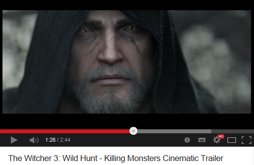 The Witcher 3 Wild Hunt Cinematic Trailer.PNG